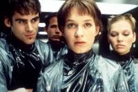 Paula (Franke Potente) findet ihre Mitstudenten unheimlich.