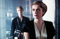 Miriam (Catherine Deneuve) und John Blaylock (David Bowie) sind Vampire.