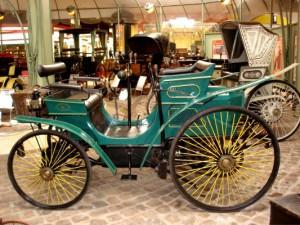 Für Oldtimer-Fans ist das Peugeot-Museum eine Fundgrube.