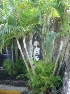 Als Revolutionsheld allgegenwärtig: Che Guevara.