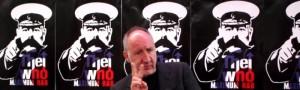 Pete Townshend zeigt sich entspannt und humorvoll.