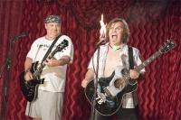 KG (links) und JD (Jack Black) wollen große Rockstars werden.