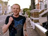 Dennis (Simon Pegg) will mit einem Marathon beweisen, dass er kein Versager ist.