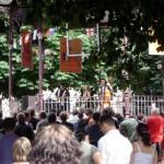 Lost State of Franklin repräsentierten beim Musikfestival Fimu die USA.