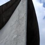 Le Corbusier hat das gemacht. Ich habe nur geknipst.