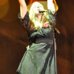 Dancing Queen: Judith Holofernes von Wir sind Helden.
