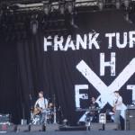 Frank Turner hatte die Ehre, das Highfield 2010 am Freitagnachmittag zu eröffnen.