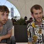 Will Church und Steve Leach (rechts) von den Good Shoes: Ein drittes Album steht in den Sternen.