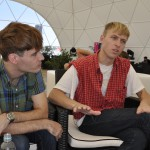 The Drums erweisen sich im Interview als redselig - und enorm angenehm.