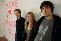 Jan (Daniel Brühl), Jule (Julia Jentsch) und Peter (Stipe Erceg) sind moderne Terroristen.
