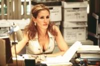 Erin Brockovich (Julia Roberts) deckt einen Umweltskandal auf.