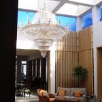 So sieht das Jolie Ville Resort aus.