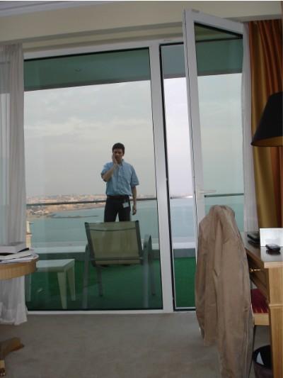 Hotel Miragem, Cascais, Portugal, 6. Februar 2007