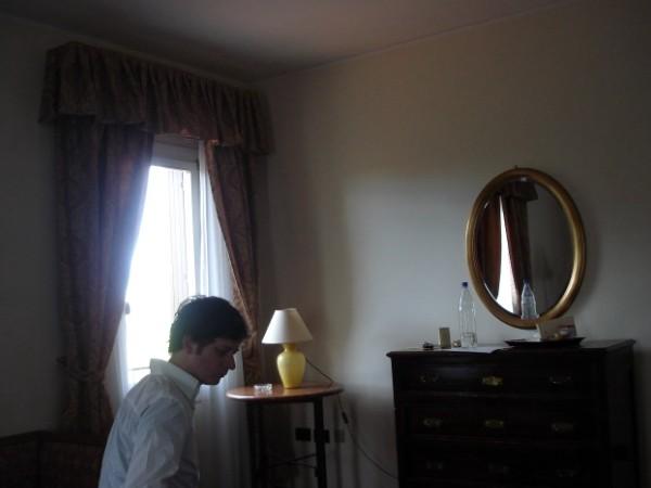 Hotel Monte del Re, Toscanella, Italien, 17. April 2008