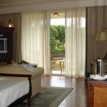 Hotel Le Telfair, Bel Homme, Mauritius, 11. Mai 2007