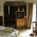 Hotel Labourdonnais, Port Louis, Mauritius, 10. Mai 2007