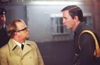 Truman Capote (Philip Seymour Hoffman) recherchiert den Fall eines zum Tode Verurteilten.