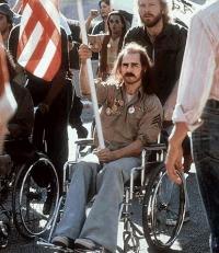 Ron Kovic (Tom Cruise) ist stolz auf sein Land - auch nach dem Vietnamkrieg.
