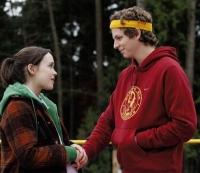 Juno (Ellen Page) ist von Paulie schwanger.