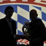 Da sage noch einer, man könne Arjen Robben nicht mühelos in den Schatten stellen.