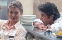 Frankie (Michelle Pfeiffer) und Johnny (Al Pacino) arbeiten im selben Restaurant.