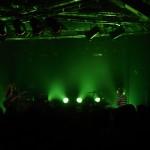 Blood Red Shoes spielten zum ersten Mal in Leipzig.