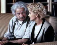 Albert Einstein (Walter Matthau) will seine Nichte Catherine verkuppeln.
