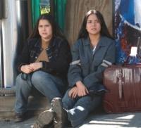 Maria (Catalina Sandino Moreno, rechts) und Blanca (Yenny Paola Vega) verdienen ihr Geld als Drogenkuriere.