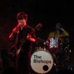 The Bishops spielten in Leipzig alle Stücke von ihrer aktuellen EP Sojourn.