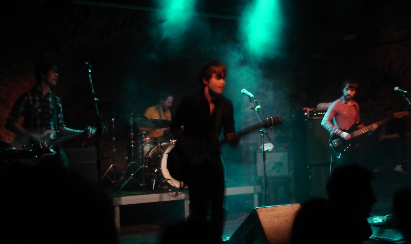 Ein paar übertriebene Rockismen konnte man der Band leicht verzeihen.