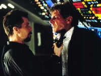 US-Präsident James Marshall (Harrison Ford) wird vom Terroristen Ivan Korshunov (Gary Oldman) entführt.