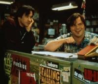 Rob (John Cusack, links) ist genervt von seinem Mitarbeiter Barry (Jack Black) - und von seinem Leben.