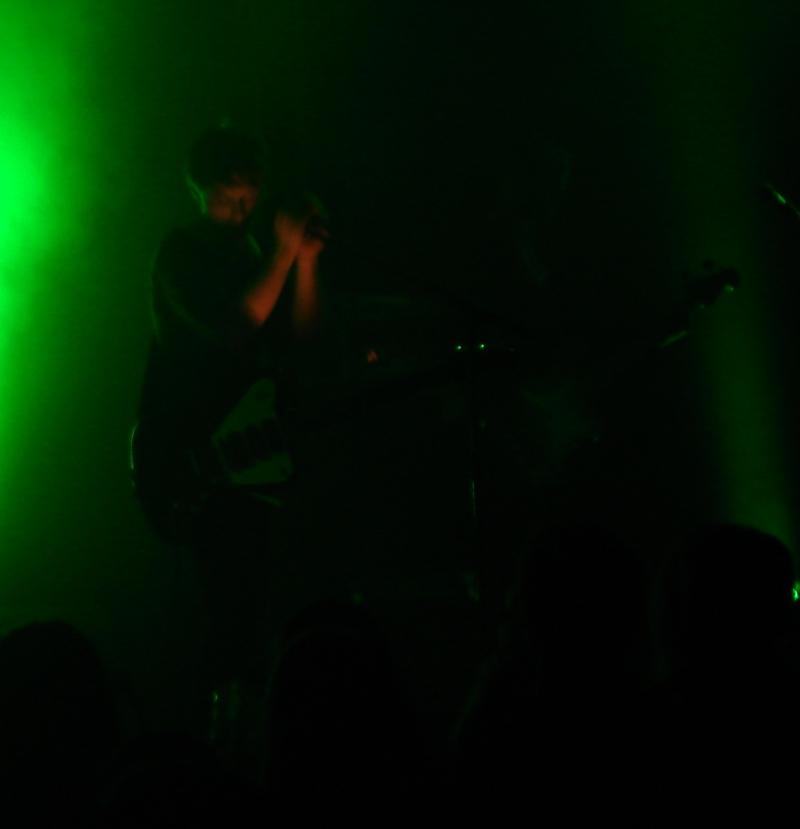 Das Konzert in Leipzig ist das drittletzte der Tour zum aktuellen Album Porzellan.
