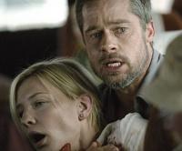 Richard (Brad Pitt) bangt um das Leben seiner Frau Susan (Cate Blanchet).