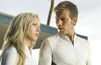Sarah Jordan (Scarlett Johansson) und Tom Lincoln (Ewan McGregor) sind gemeinsam auf der Flucht.