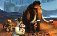 Die Tiere der Eiszeit haben sich eines Findelkinds angenommen.