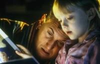 Sam (Sean Penn) kämpft um das Sorgerecht für Lucy (Dakota Fanning).