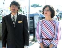 Christine (Miranda July) hat sich in den Schuhverkäufer Richard (John Hawkes) verliebt.
