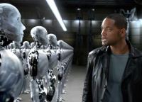 Detective Spooner (Will Smith) hat eine Abneigung gegen Roboter.