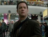 Viktor Nagorski (Tom Hanks) hängt am Flughafen fest.