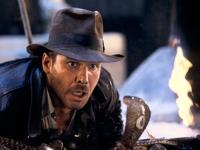 Schlangen sind im Rennen mit den Nazis für Indiana Jones (Harrison Ford) noch das geringste Problem.