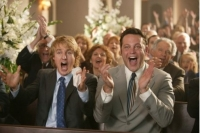 John (Owen Wilson, links) und Jeremy (Vince Vaughn) sind überzeugte Junggesellen - und trotzdem Hochzeits-Profis.