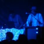Headbangen, synchron, ohne Gitarren: Alex Stolze (rechts) und Anton Feist.
