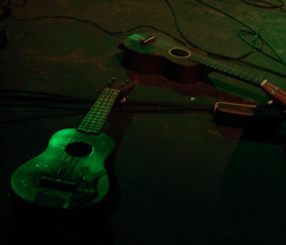 Liebling, ich habe die Gitarren geschrumpft!