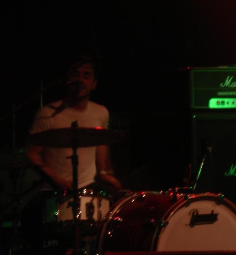 Schlagzeuger Adam Elliott sorgte für die musikalischen Höhepunkte der Show.