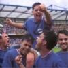 """""""Sing When You're Winning"""" zeigt Robbie Williams auf der Höhe seine Könnens."""