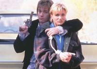 Celine (Cameron Diaz) hat gar nichts dagegen, von Robert (Ewan McGregor) entführt zu werden.