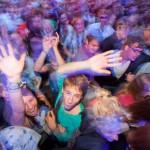 Hüpfen ist das neue Tanzen - eine der Erkenntnisse vom Melt 2011. Foto: Melt-Festival