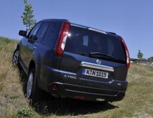 Ein Großer will sich kleinmachen: Das gilt für den X-Trail ganz oft. Foto: Nissan
