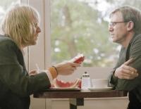 Jed (Rhys Ifans, links) und Joe (Daniel Craig) verbindet ein traumatisches Erlebnis.